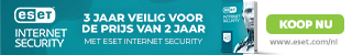 Eset Internet Security Actie